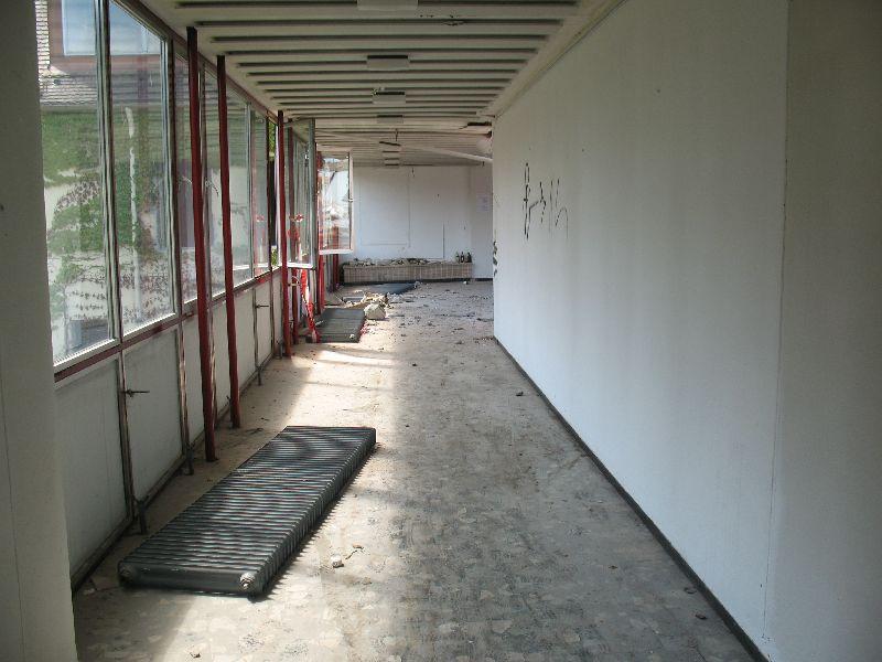 Abriss Schule