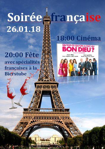 Deutsch-Französischer Tag 2018 in St. Matthias