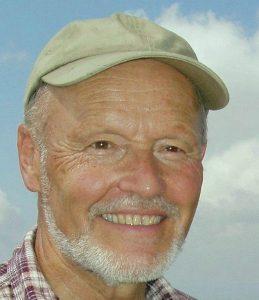 Rudger (Utz) von Werden, Lehrer für Englisch und Geographie von 1967-77