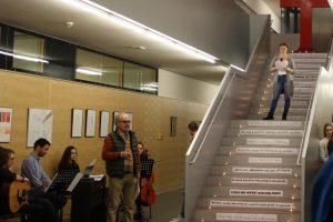 Jahresanfang Stufen Hermann Hesse Schulpastoral Foto: Pilar