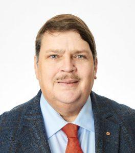 Bernd Posselt, Präsident der Paneuropa-Union Deutschland