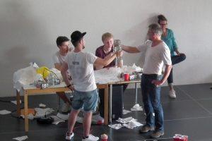 Abistreich 2019: Maßkrugstemmen (Foto: Klug)