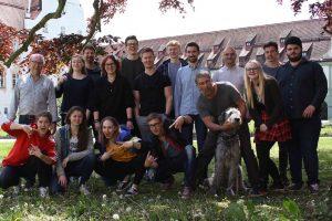 Ein Wochenende im Tonstudio im Kloster Benediktbeuern