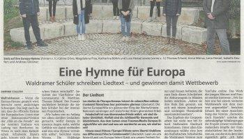 Presse-Echo am 16.11.2020 im Lokalteil des Isar-Loisachbote
